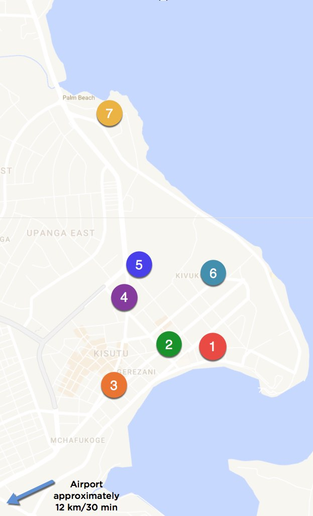 map of hotels: https://drive.google.com/open?id=124wKLuTnMjb0Wt8PjooYNSxVjgo&usp=sharing